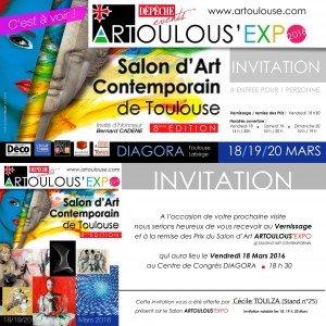 Invitation ARToulouse 2016